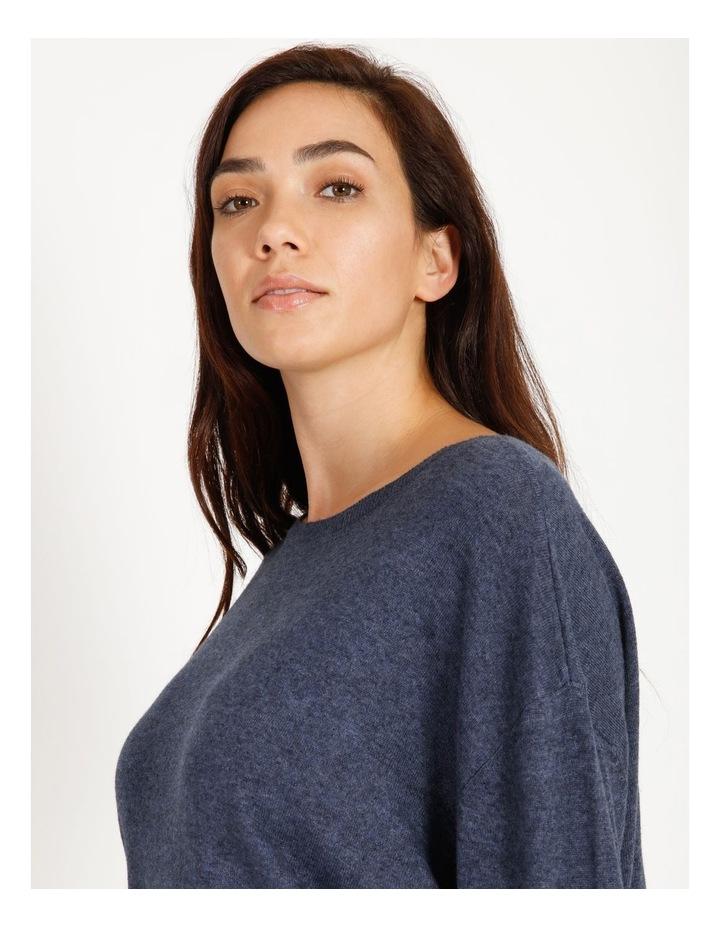 Long Sleeve Linen Top image 5