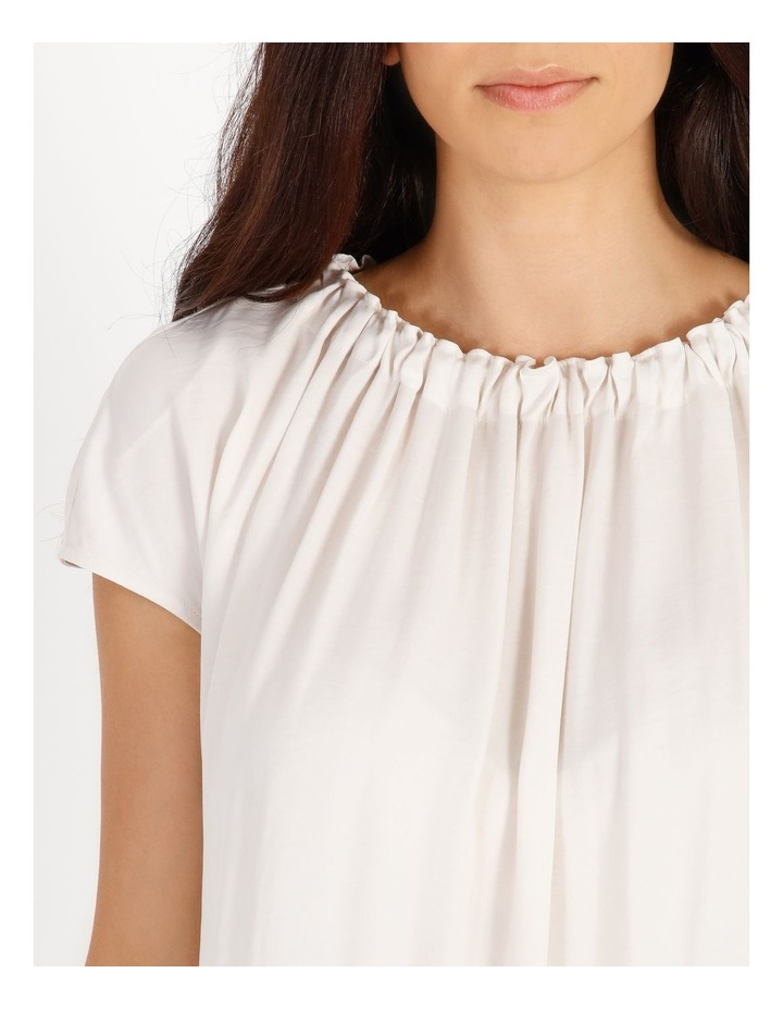 Bruised Poly Short Sleeved Top image 5