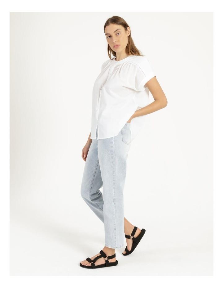Cotton Button Front Shirt image 4