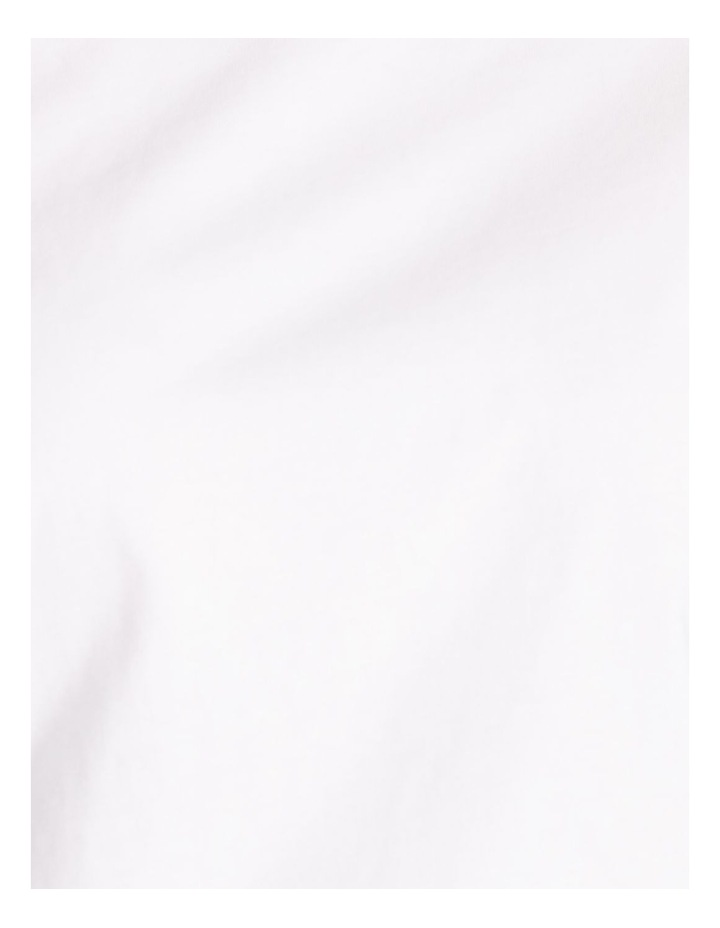 White Muscle Tee image 6