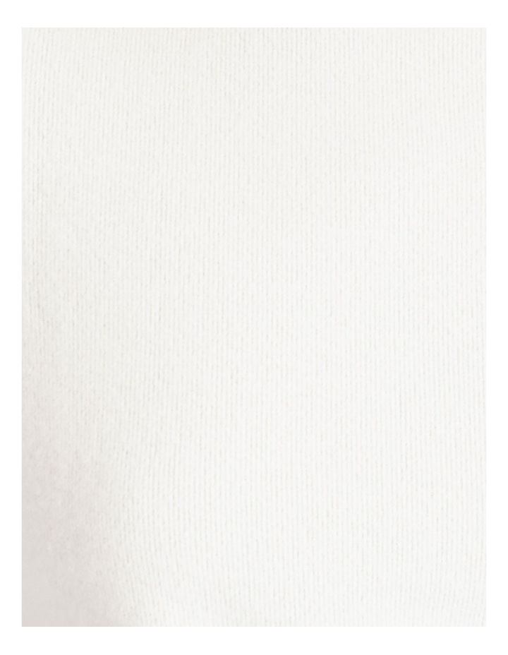 Short Sleeve Thick Rib Tee image 6