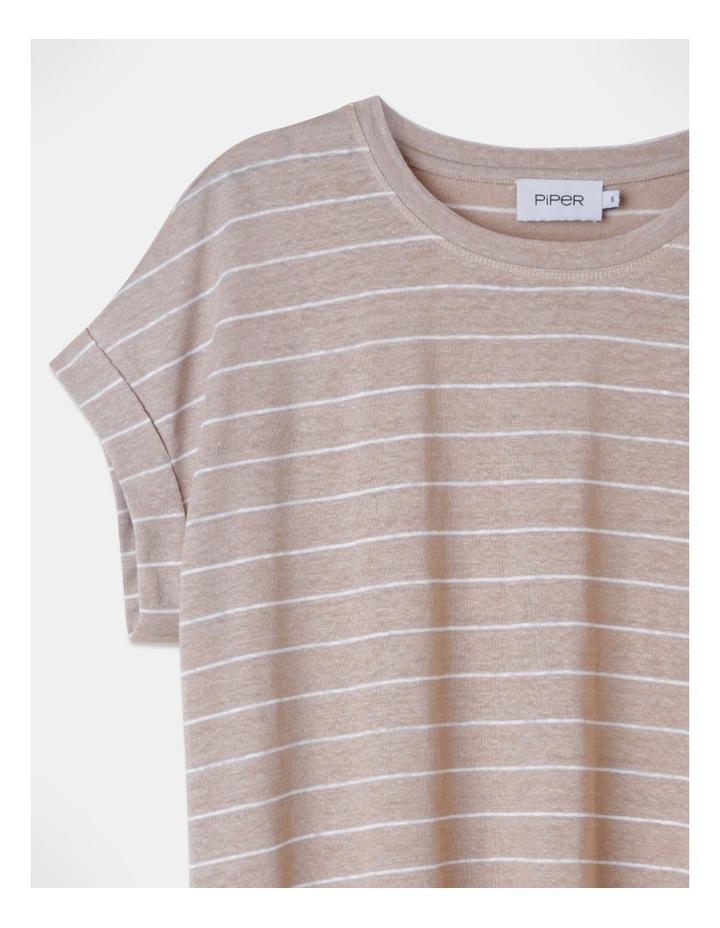 Linen Tee Stripe image 2