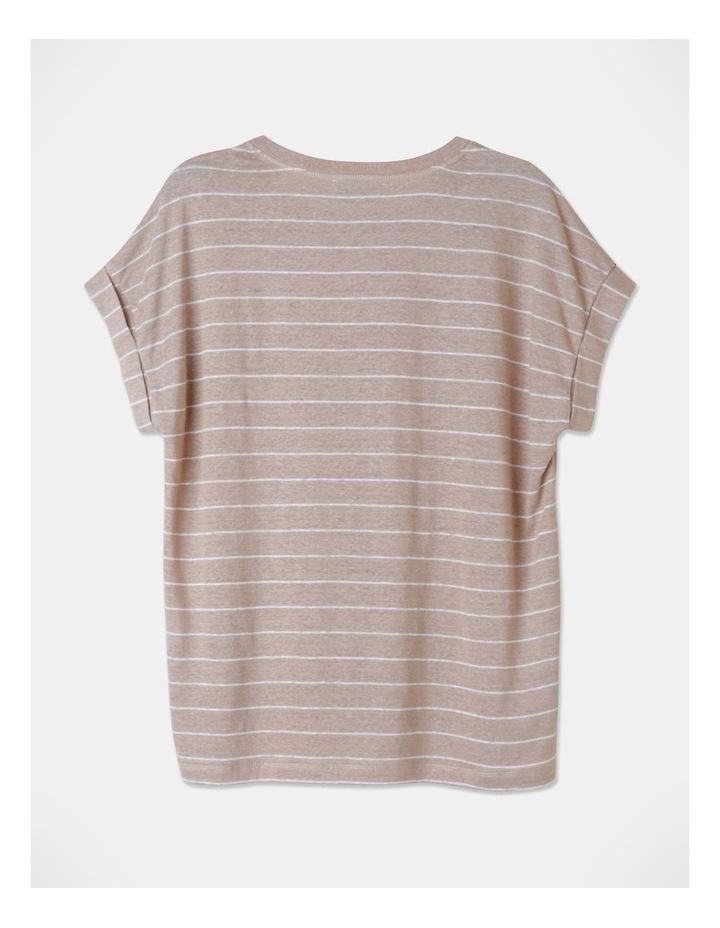 Linen Tee Stripe image 3