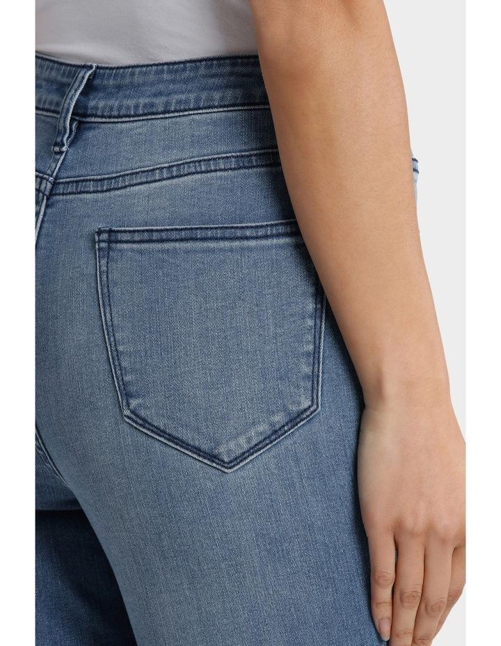 Split Hem Jean image 4