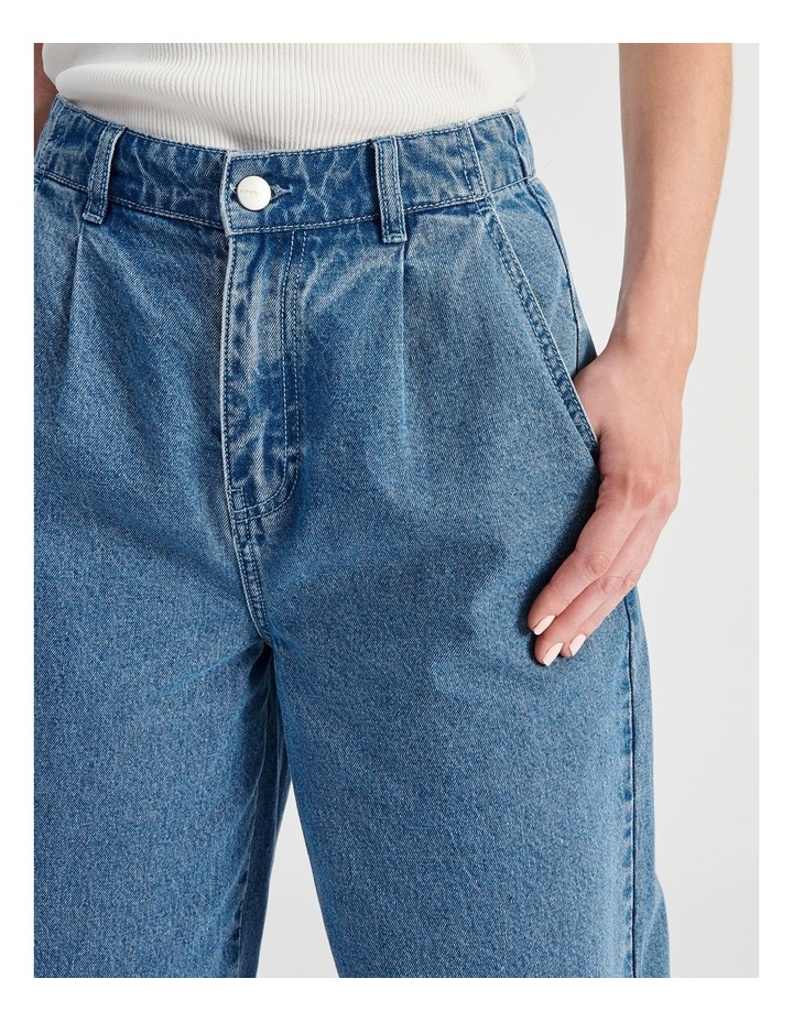 Barrel Leg Jean image 5