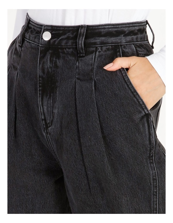 Tapered Panel Jean image 4