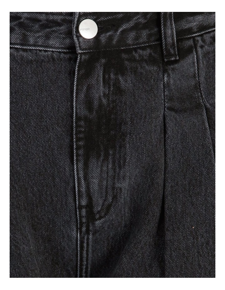 Tapered Panel Jean image 5