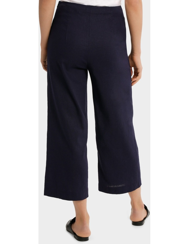 Cullotte Pant with Button detail image 3