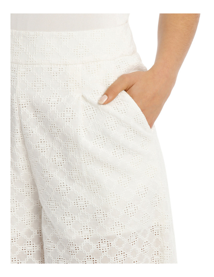 Pant Lace With Lining image 4