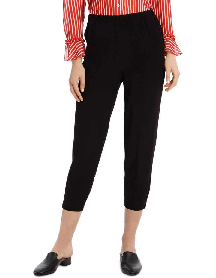 Pant Slim With Elastic Front Cuff image 1