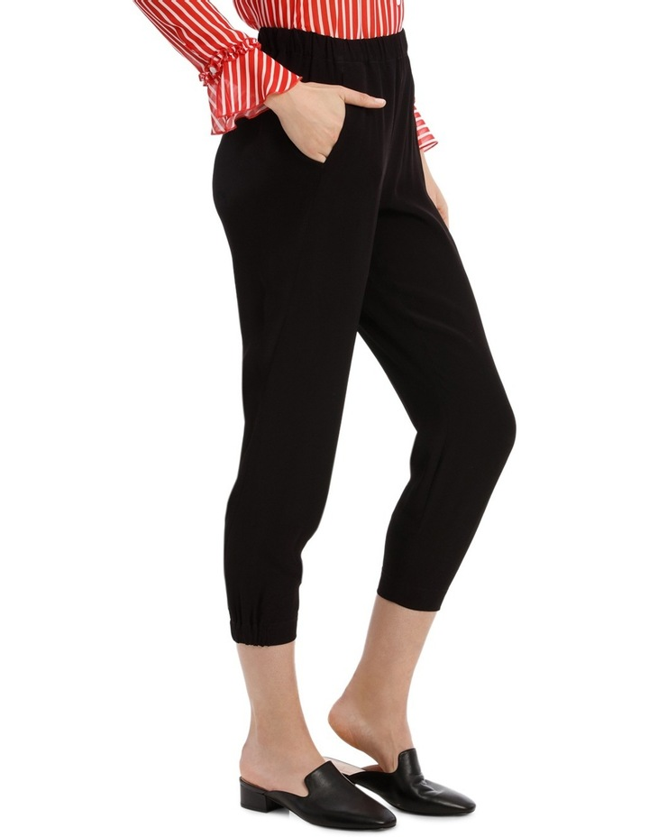 Pant Slim With Elastic Front Cuff image 2