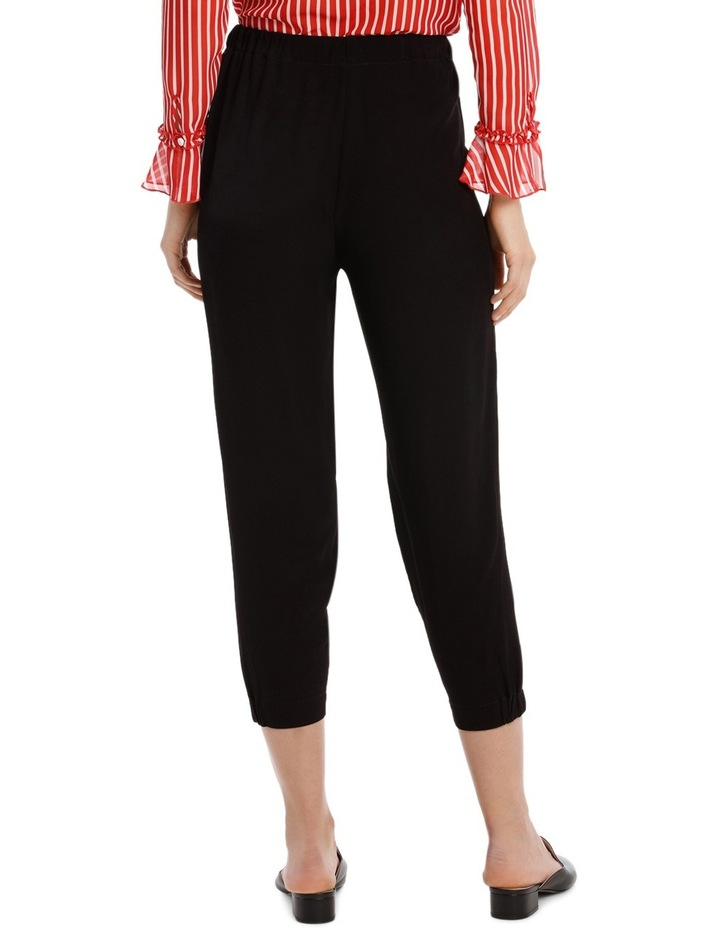 Pant Slim With Elastic Front Cuff image 3