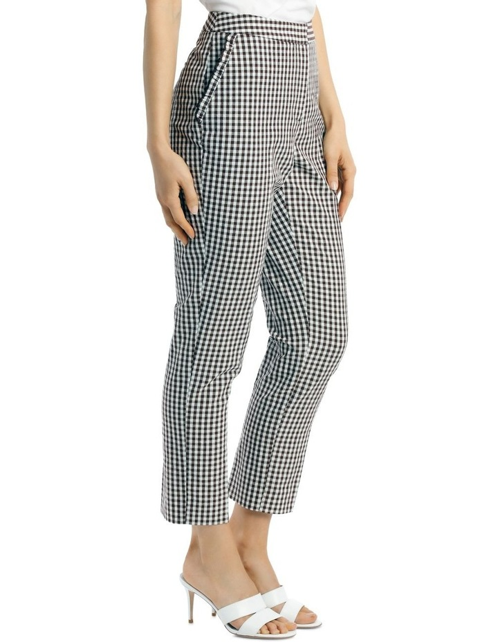 Pant With Frill Gingham image 2