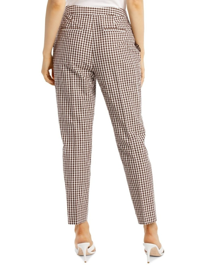 Pant With Frill Gingham image 3