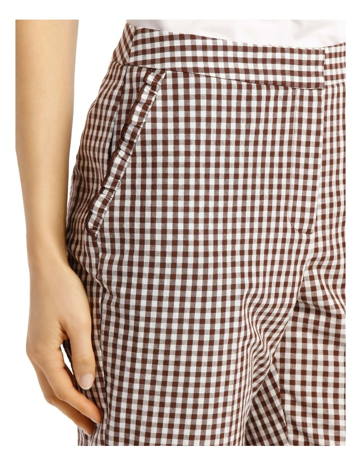 Pant With Frill Gingham image 4