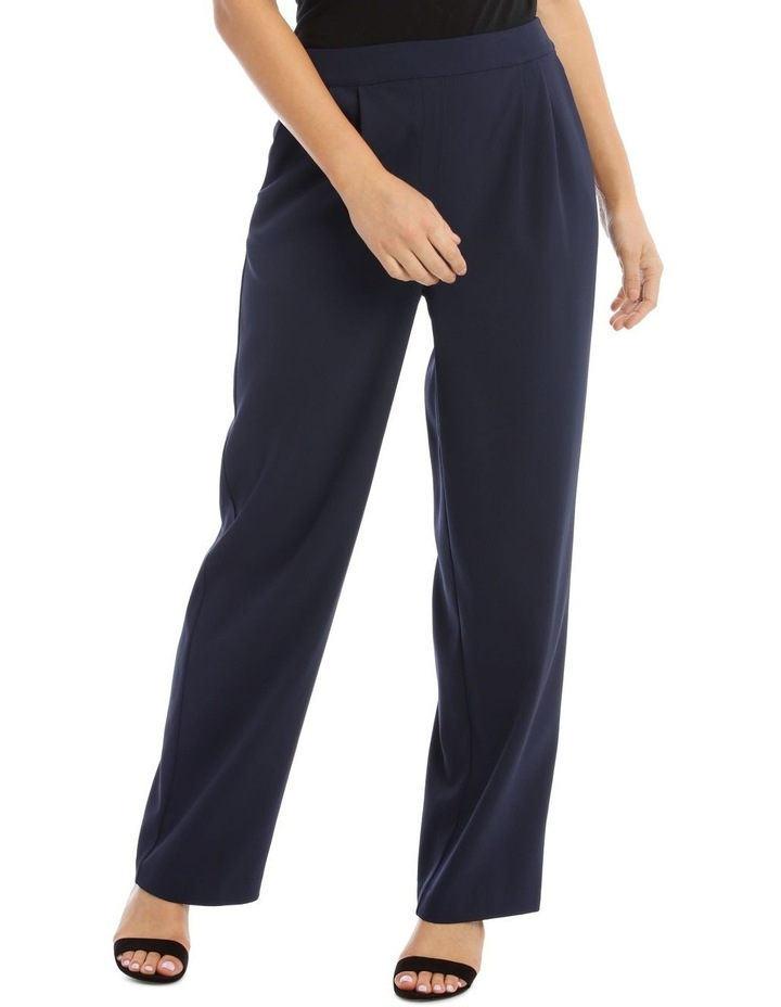 The Essential Wide Leg Pant image 1