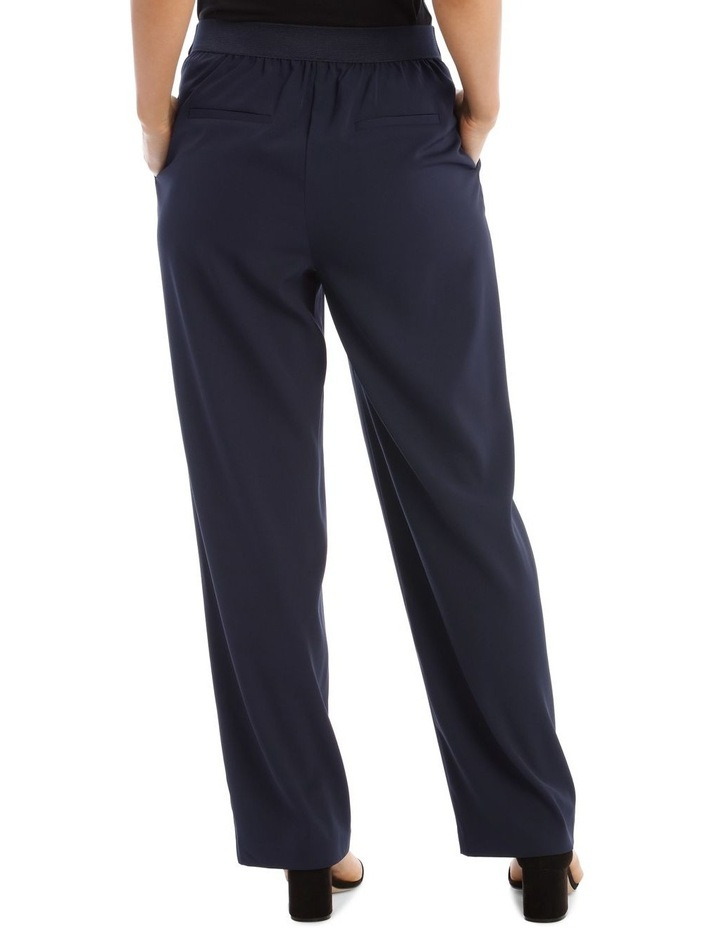 The Essential Wide Leg Pant image 3