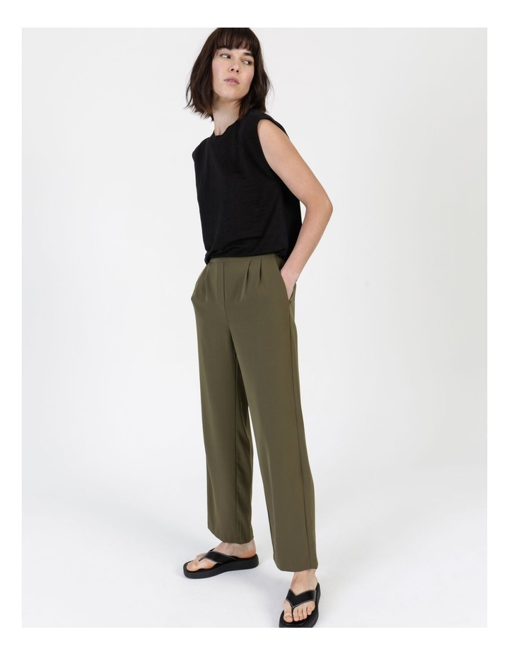 Essential Wide Leg Pant image 1