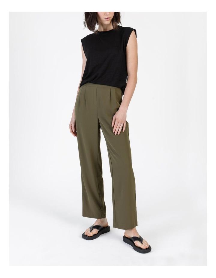 Essential Wide Leg Pant image 2