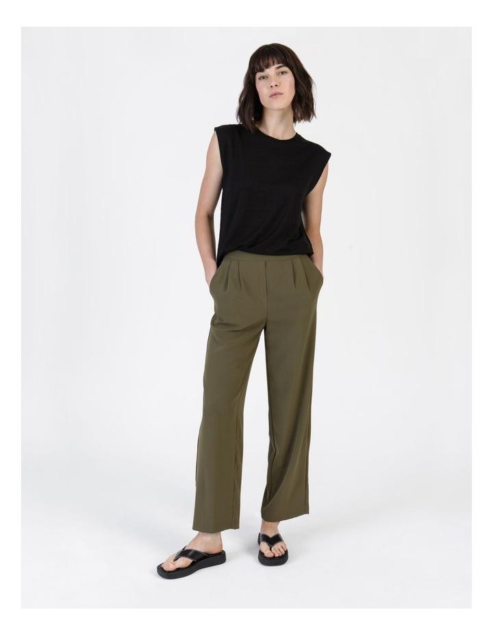 Essential Wide Leg Pant image 3