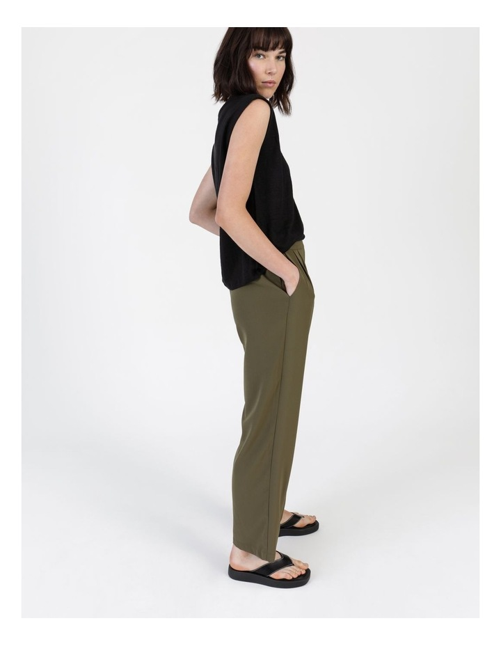 Essential Wide Leg Pant image 4