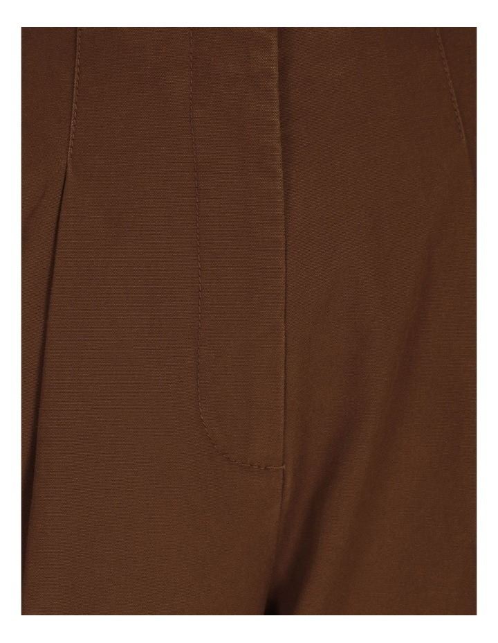 Pleat Front Tapered Pant image 6
