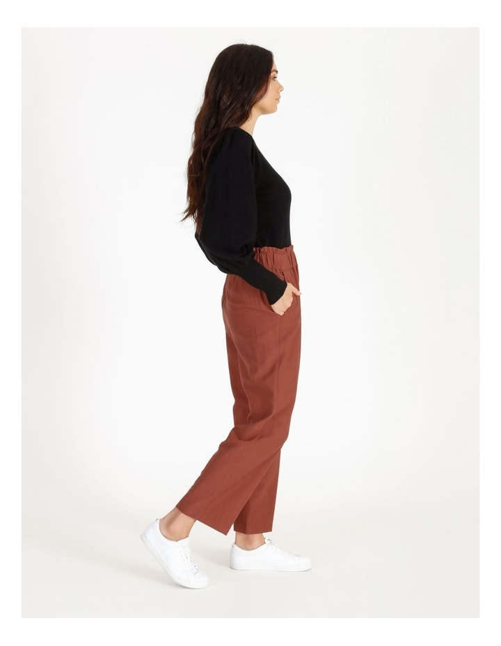 Paper Bag Pull On Pant image 3