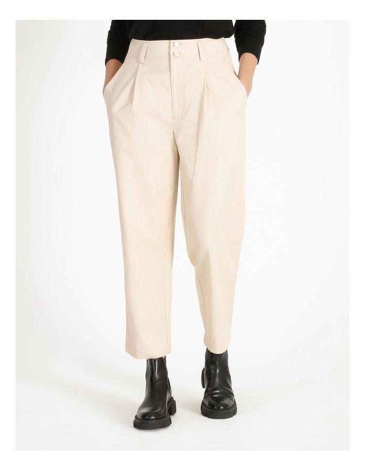 High Waist Straight Leg Pant image 1