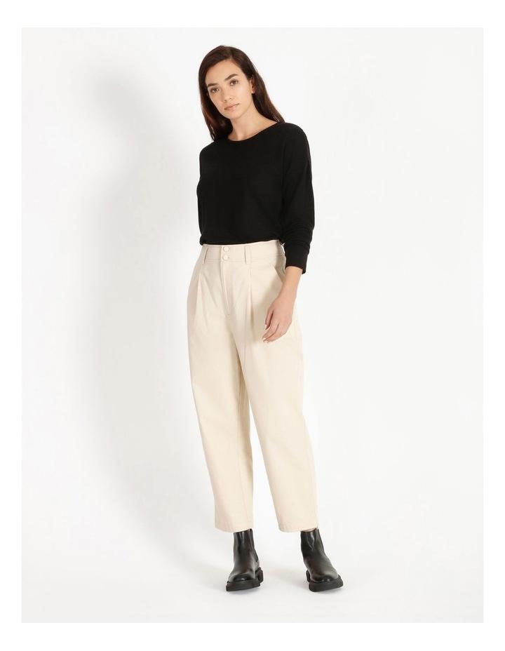High Waist Straight Leg Pant image 4