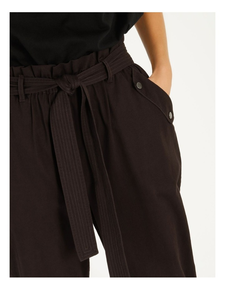 Tie Waist Cargo Pant image 6