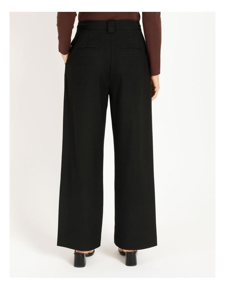 Pleat Front Trouser image 3