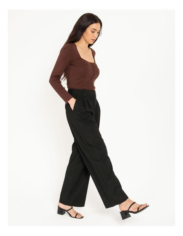 Pleat Front Trouser image 4