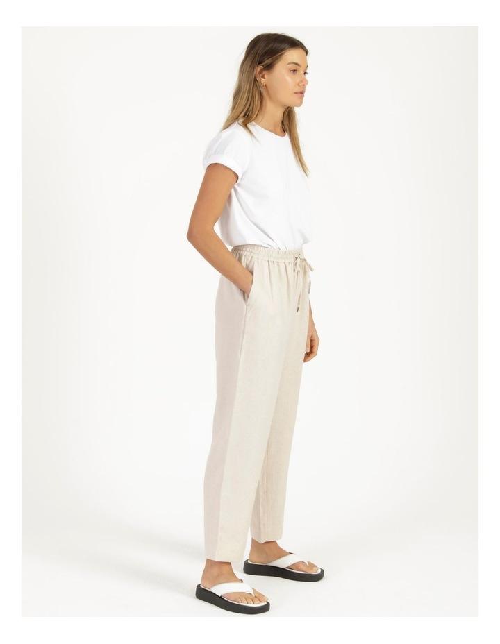 Organic Linen Pant image 4