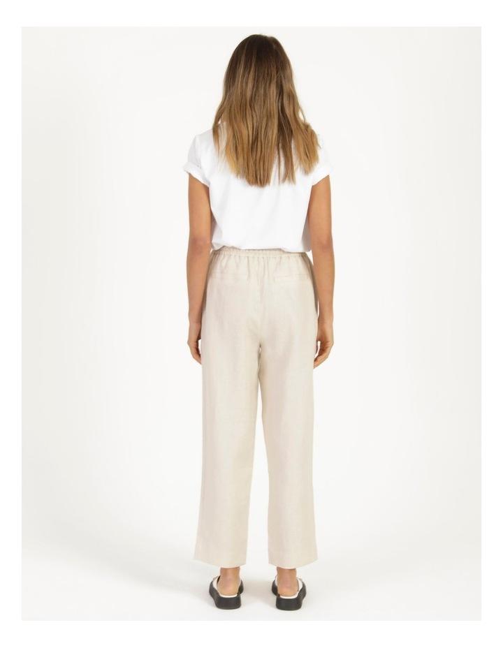 Organic Linen Pant image 5