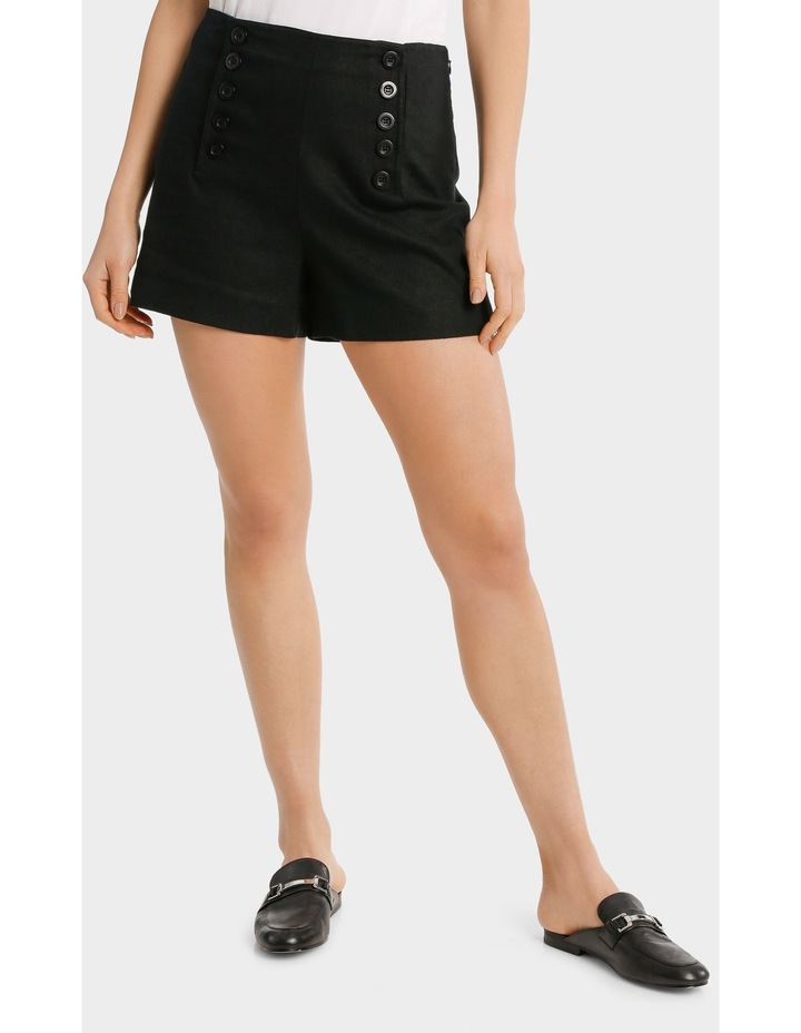 Cullotte Short with Button detail image 1