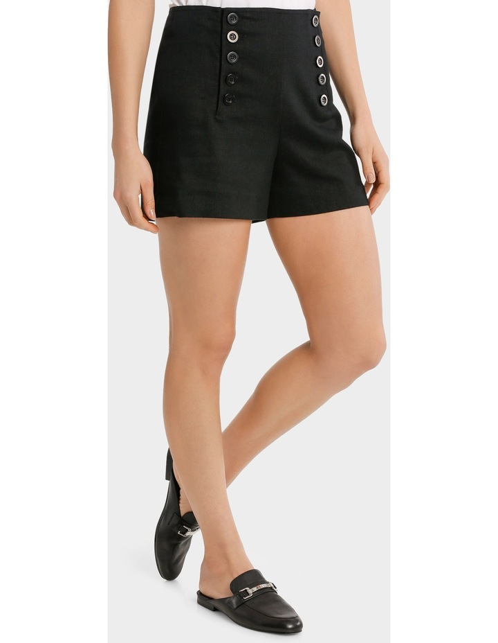 Cullotte Short with Button detail image 2