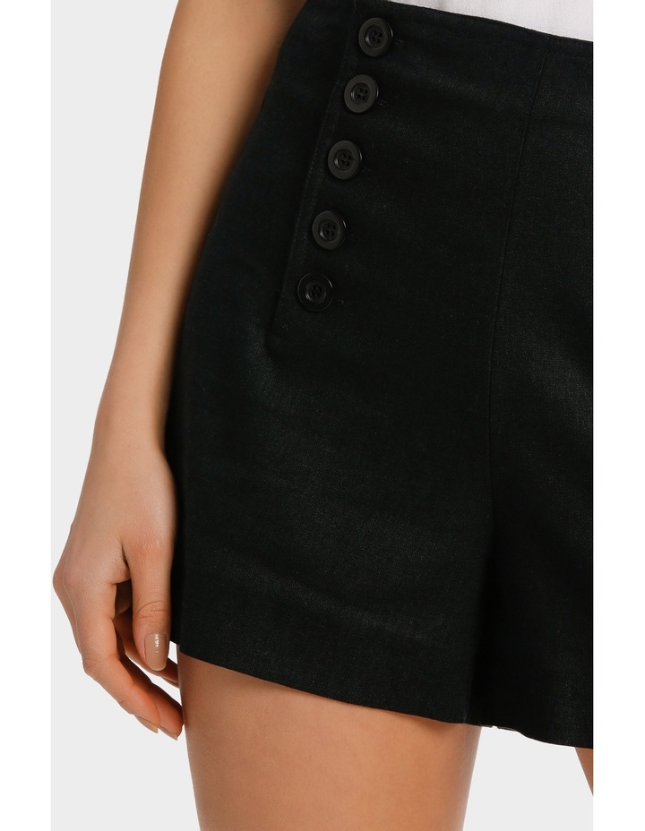 Cullotte Short with Button detail image 4