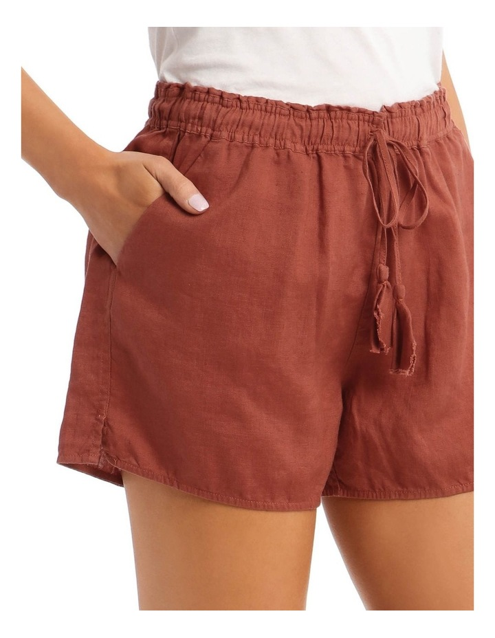 Short With Tassel Detail image 4