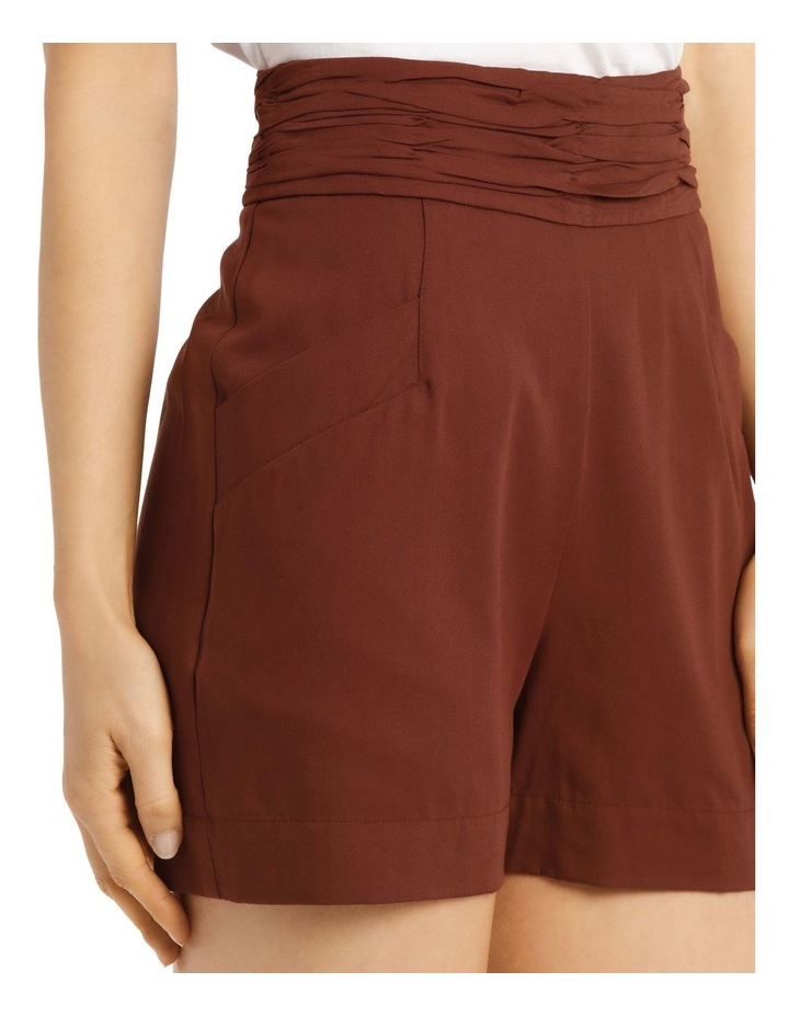 Short with Rouched Waist Band image 4