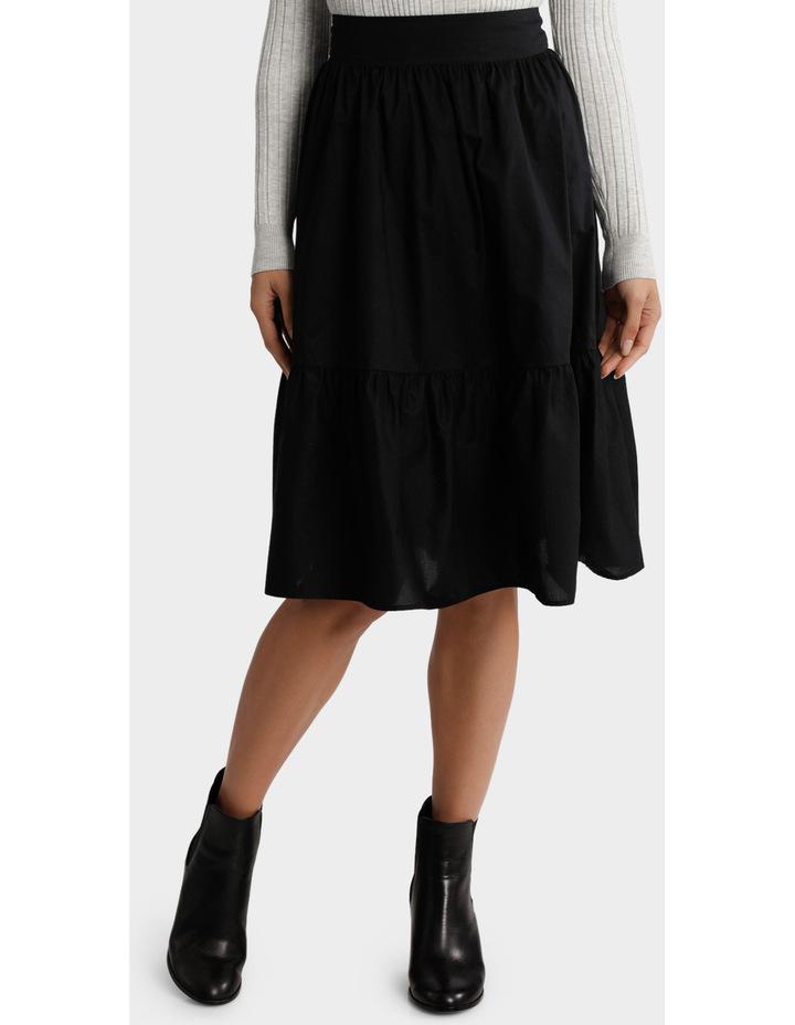 Skirt Ruffle basque image 1
