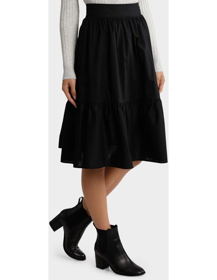 Skirt Ruffle basque image 2