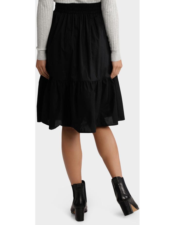 Skirt Ruffle basque image 3
