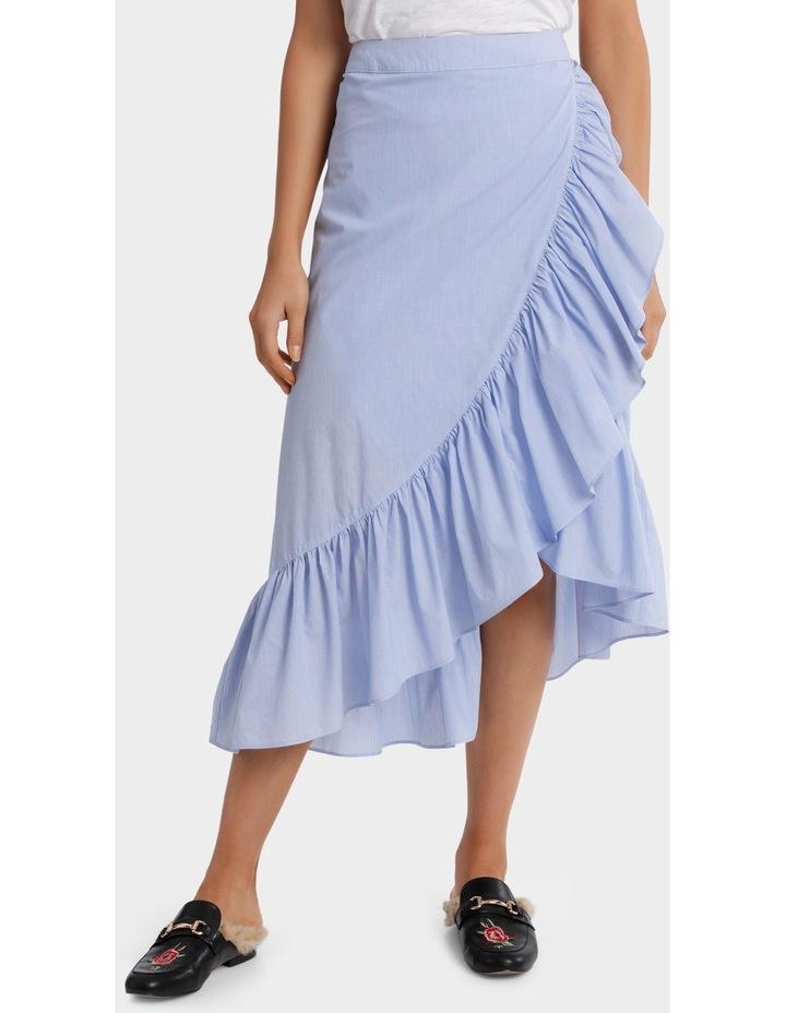 Skirt Ruffle Stripe image 1