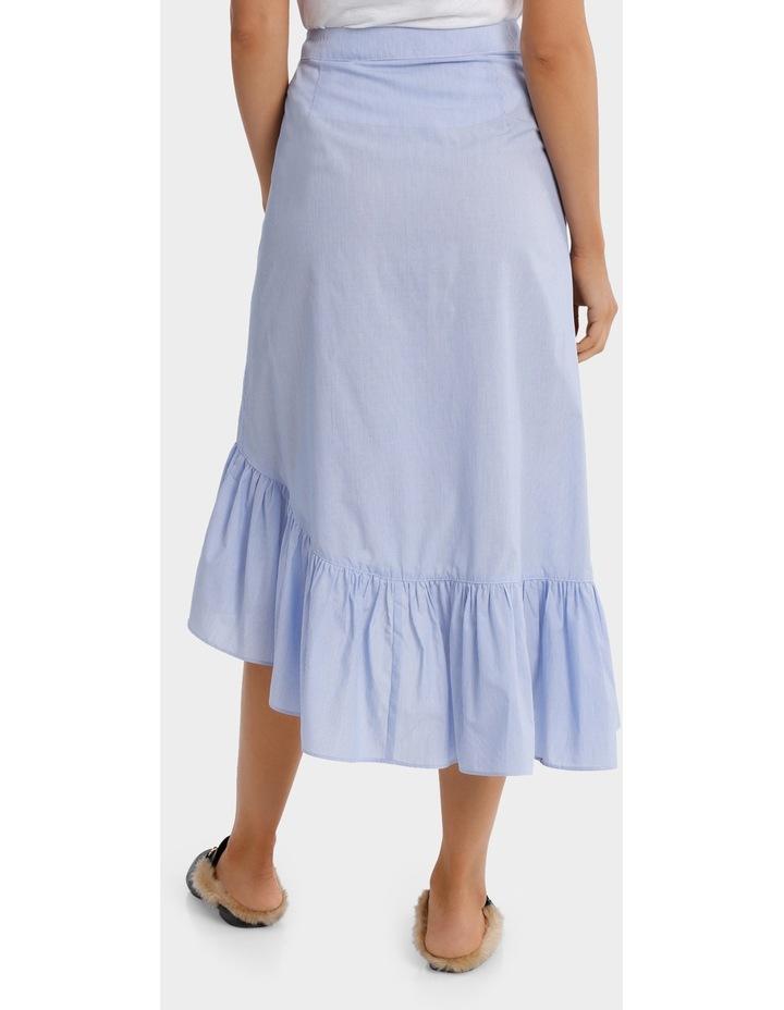 Skirt Ruffle Stripe image 3