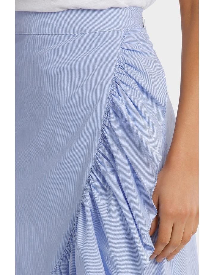 Skirt Ruffle Stripe image 4