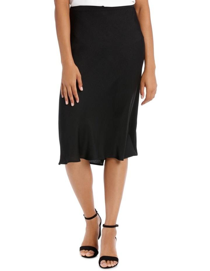 Skirt Bias Cut Solid image 1