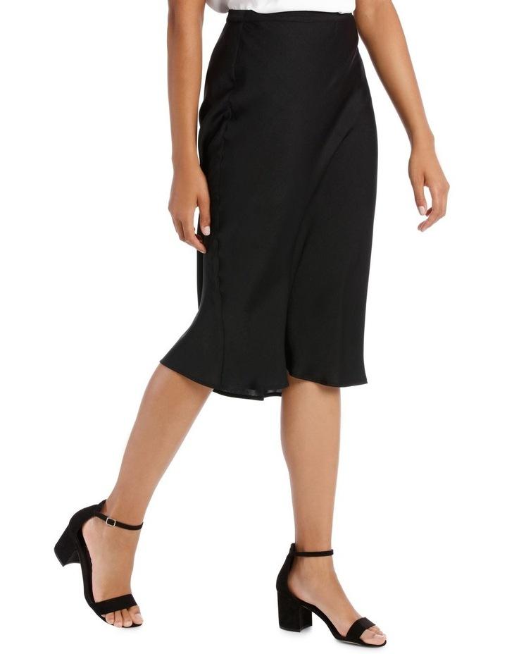 Skirt Bias Cut Solid image 2