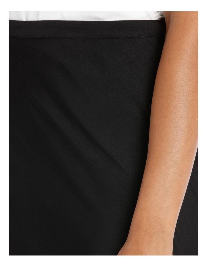 Skirt Bias Cut Solid image 4