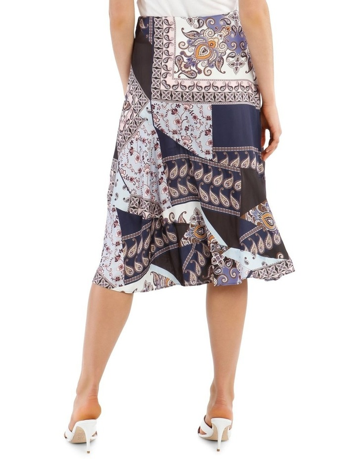 Multi Patchwork Midi Skirt image 3