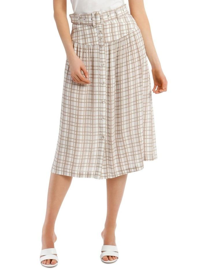 Skirt With Pocket Trim image 1